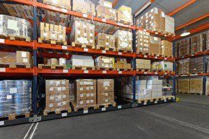 Pallet Storage